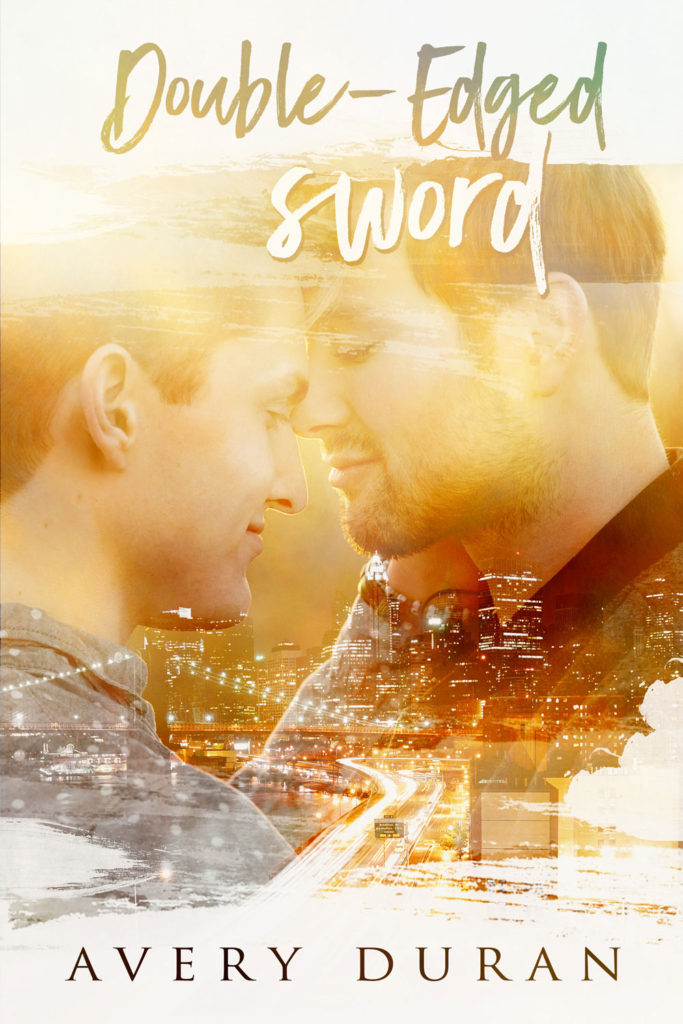 Double-Edged Sword by Avery Duran | gay romance novel